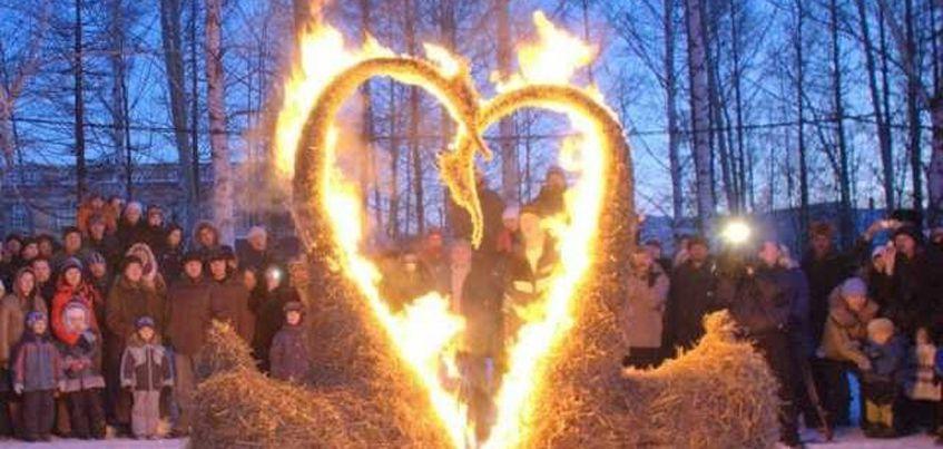 В Ижевске пройдет фестиваль огненных скульптур