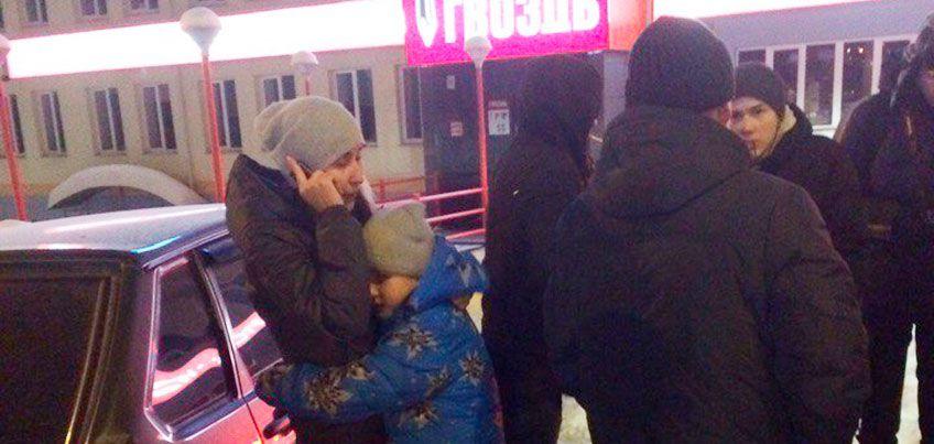В Ижевске заблудившаяся девочка провела в магазине весь день, стесняясь подойти к прохожим