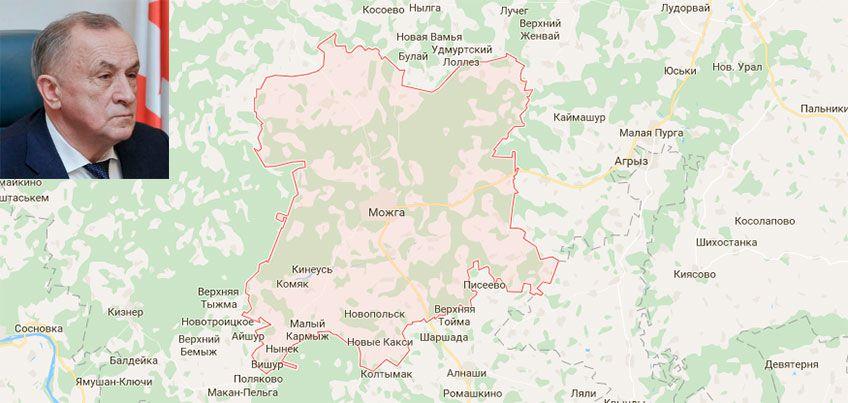 Чиновников в Удмуртии станет меньше: в республике решается вопрос об укрупнении районов