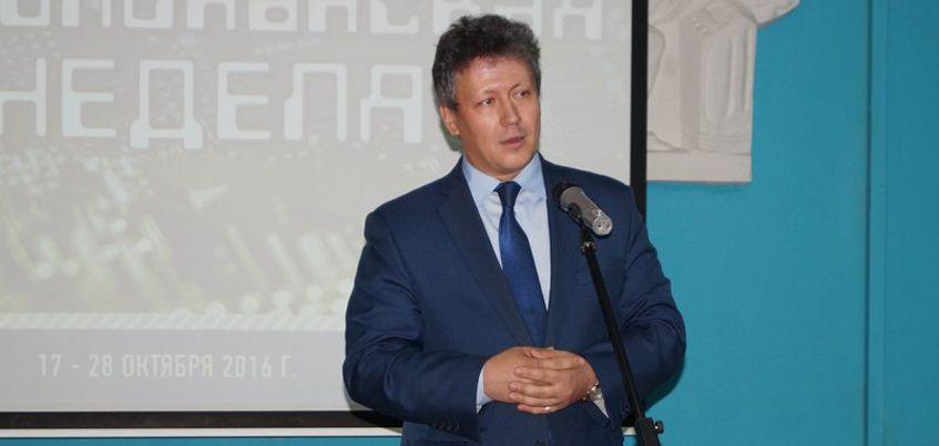 Михаил Фоминов назначен и. о. руководителя Агентства информатизации и связи Удмуртии