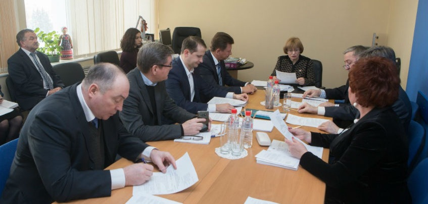 Депутаты попросили проанализировать новую нарезку округов Удмуртии