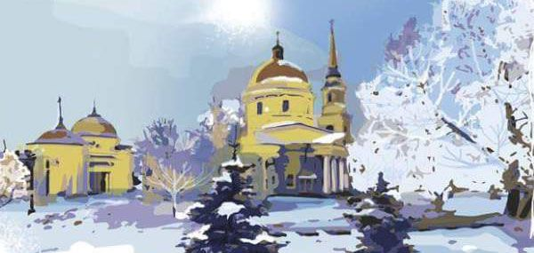 Подготовка к половодью и  похолодание до -30°С: о чем этим утром говорит Ижевск
