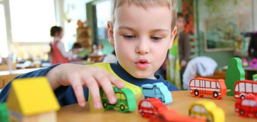 В Ижевске в 2017 году появится 350 дополнительных мест в детских садах