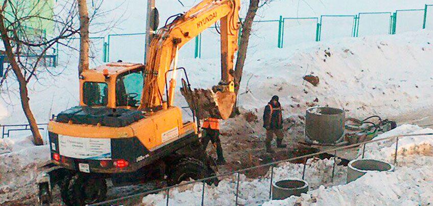 Дедушка, который погиб, упав в траншею на улице Парковой в Ижевске, шел на занятия в кружке