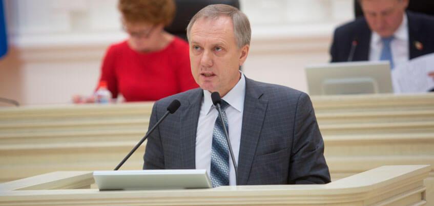 Депутаты Госсовета одобрили предложенную ЦИКом схему избирательных округов