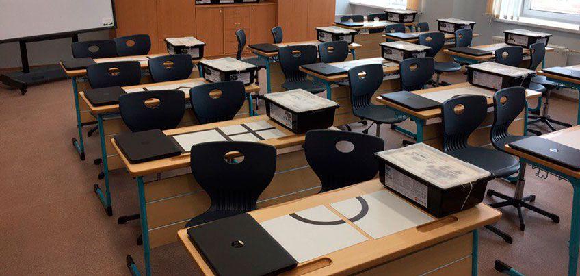 В Ижевске открыли школу в микрорайоне «Столичный»