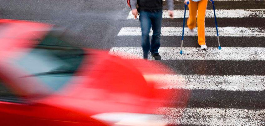 Удмуртия вошла в топ-10 регионов России, в которых не пропускают пешеходов