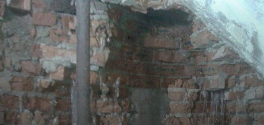 В Ижевске еще в одном многоквартирном доме на Воткинском шоссе обвалилась часть стены