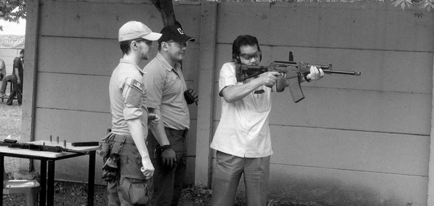 Ижевский концерн «Калашников» начал поставку оружия в Индонезию