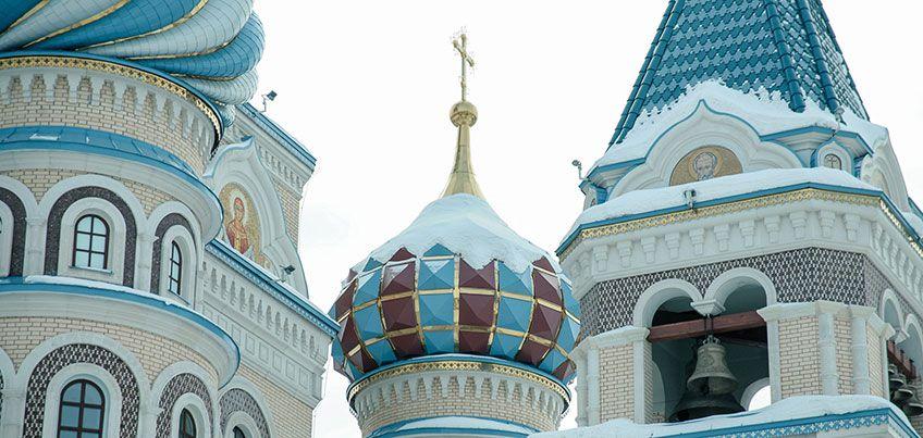 Город под микроскопом: чем уникален новый Храм Иверской иконы Божией Матери в Ижевске?