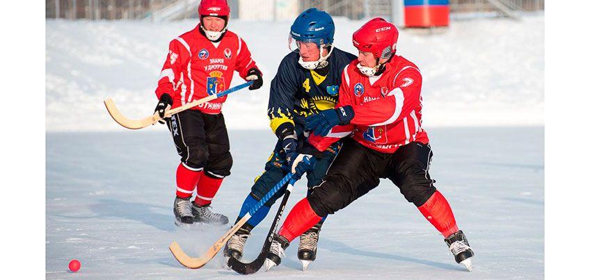 Хоккеисты воткинского «Знамени» стали лидерами Первенства России в своей группе