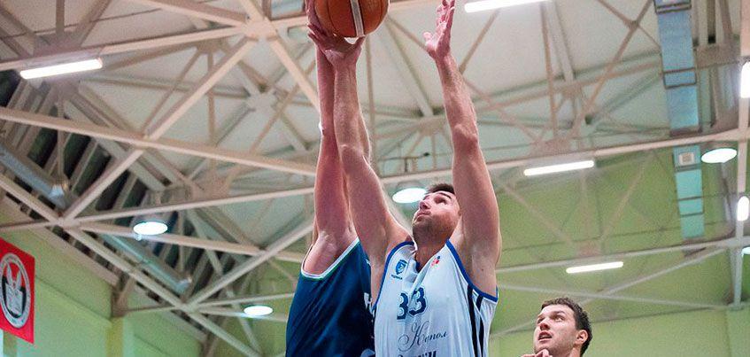 Баскетболисты ижевской команды «Купол-Родники» проиграли БК «Рязань»