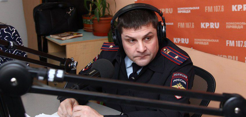 Ижевчане смогут задать волнующие их вопросы начальнику 1 отдела УГИБДД МВД по Удмуртии Вениамину Вычужанину