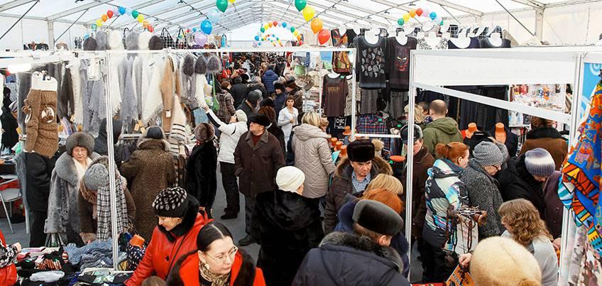 Выставочный центр «УДМУРТИЯ» открыл новый ярмарочный сезон