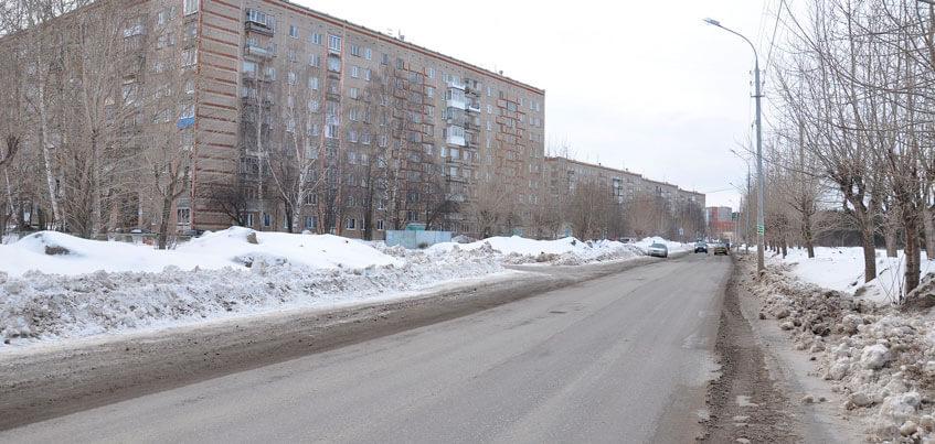 6 полос, две велодорожки и сквер: каким будет проспект Калашникова в Ижевске?