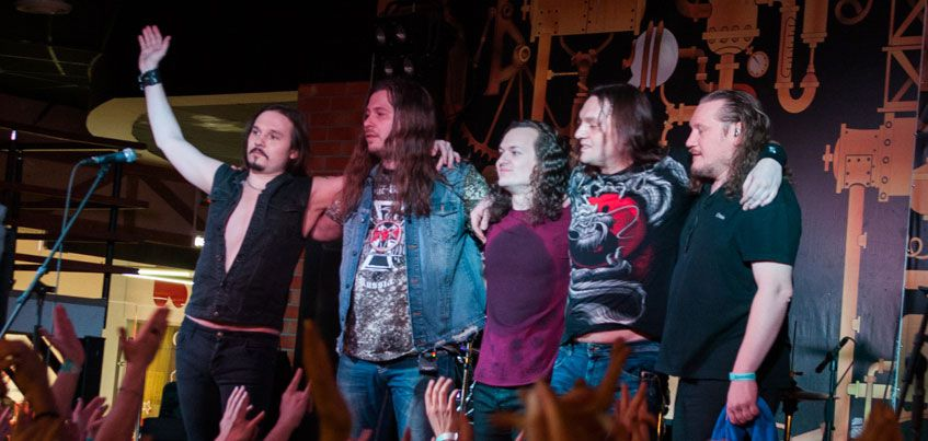 Рок-группа Эпидемия в Ижевске рассказала о том, как готовится продолжение рок-оперы «Эльфийская рукопись»