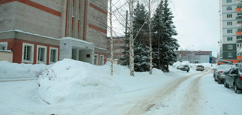 В Ижевске временно запретят остановку на Удмуртской