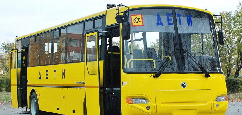 В 2017  Удмуртии планируют приобрести 42 новых школьных автобуса