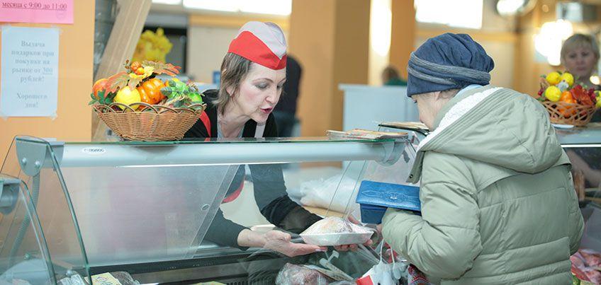 В Ижевске открылся рынок «Фермеры Удмуртии»