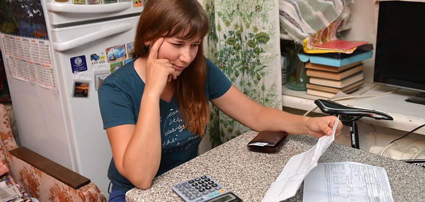 Почему ижевчане получили платежки за январь с двойной строчкой «Отопление»
