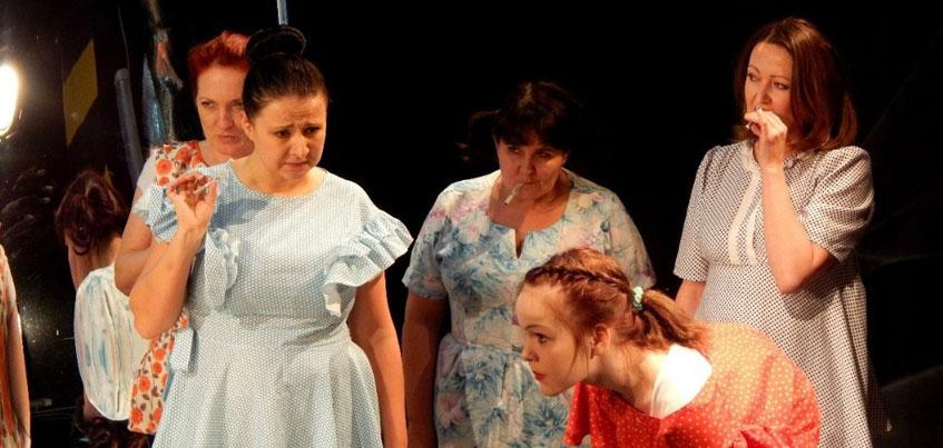 Театр «Парафраз» из Удмуртии покажет дополнительный спектакль на фестивале «Золотая маска»