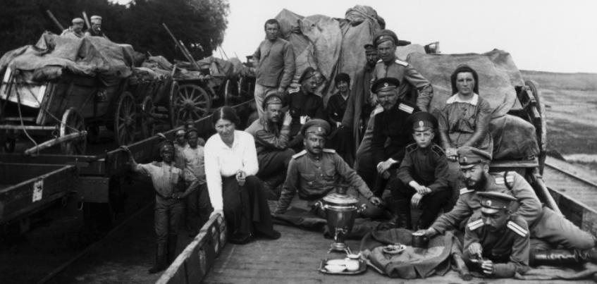 В Ижевске откроется фотовыставка «Россия. XX век»