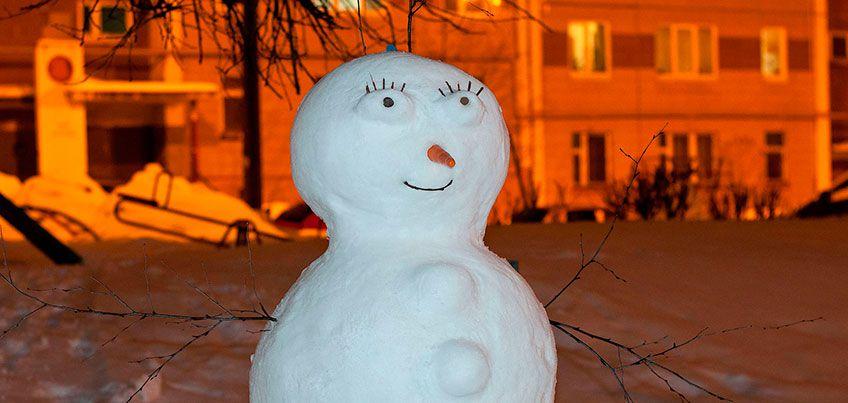 Погода в Ижевске: В выходные потеплеет до -2