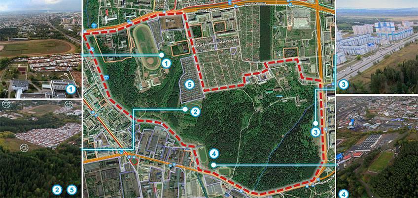 «Еще не сталкивались с таким вниманием горожан»: в Ижевске рассмотрели 3 варианта развития территории у ипподрома