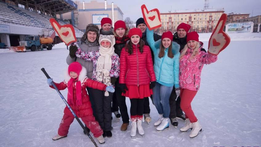 Забег малышей в ползунках, дискотека на коньках и вечеринка с ижевской командой КВН: чем заняться в Ижевске с 17 по 24 февраля
