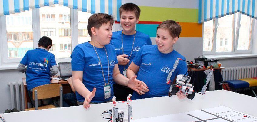 «Ростелеком» выступил партнером проведения чемпионата Junior Skills в Ижевске
