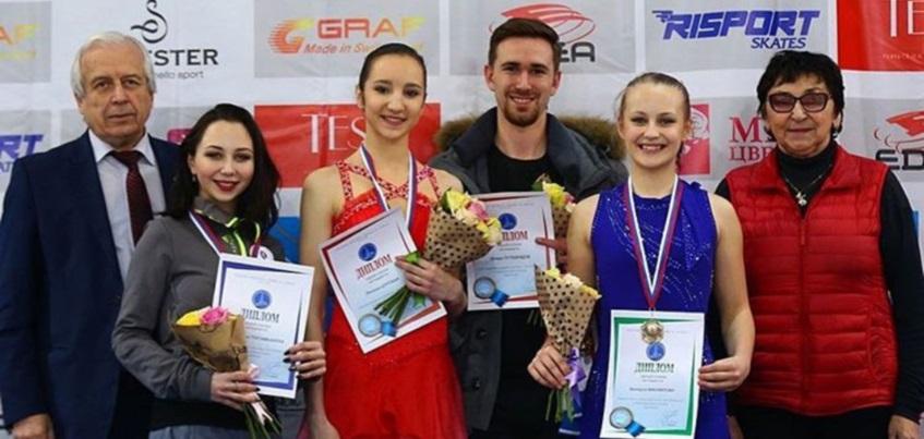 Фигуристка Елизавета Туктамышева выиграла серебро на финале Кубка России