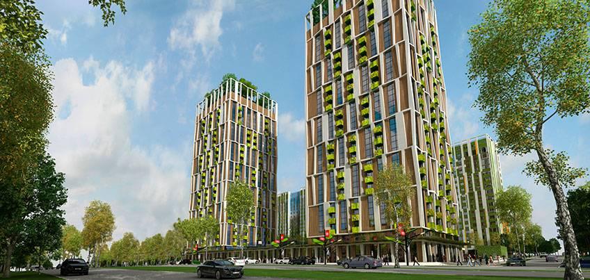 Продажи квартир в уникальном жилом комплексе «ECO Life Весна» начались в Ижевске