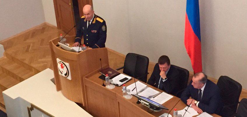 Главный следователь Удмуртии прокомментировал «дело дорожников»