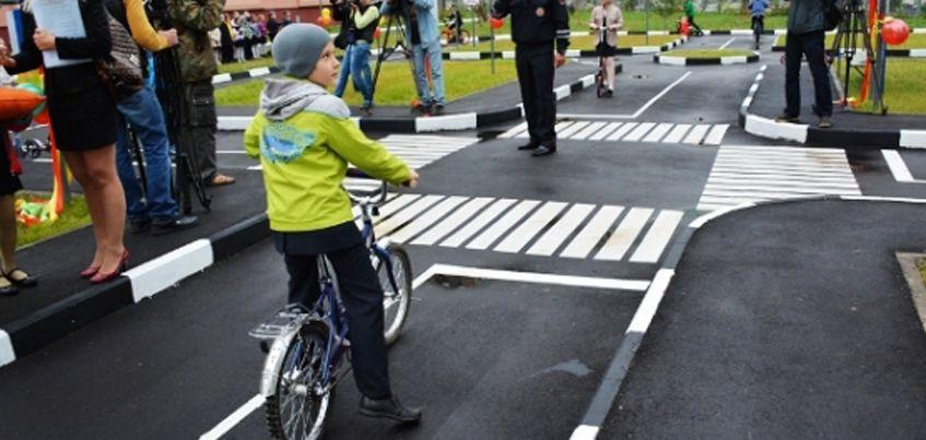 В Ижевске появился первый мобильный автогородок