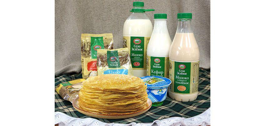 Выбираем продукты для самых вкусных блинов к Масленице