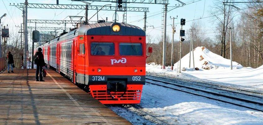 С 1 марта в Удмуртии на двух маршрутах пригородных поездов снизится стоимость проезда