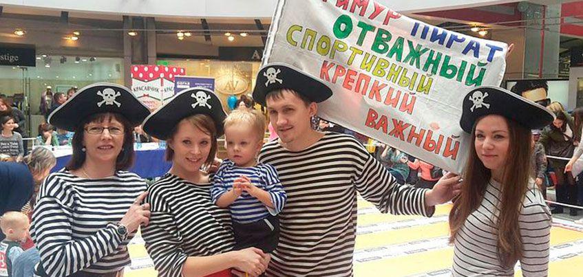 Питер Пен, морячок и болельщица «Ижстали»: участники конкурса «Карапузы, на старт!» в Ижевске получили призы за костюмы