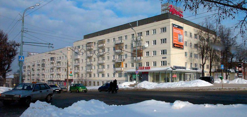 В Ижевске у Центральной площади уберут один из пешеходных переходов через улицу Пушкинскую