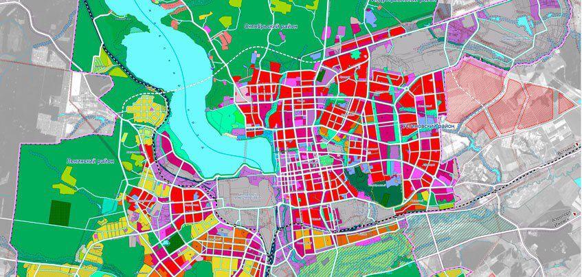 В эфире радио «Комсомольская правда»-Ижевск» обсудят изменения в генплане города
