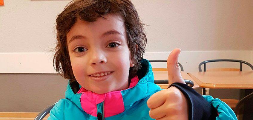 Чудо-девочке из Ижевска Ане Кривенко нужны деньги на обследование в Германии
