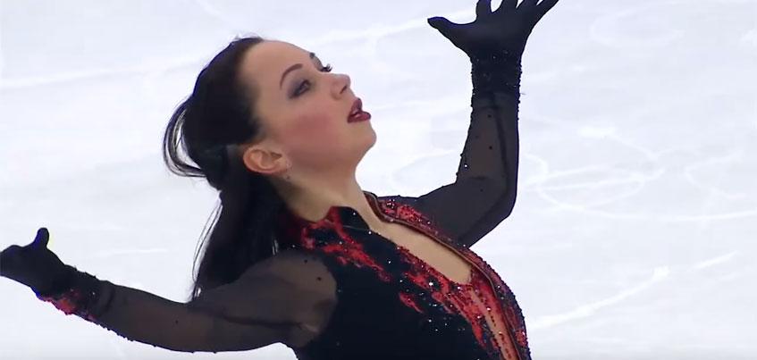 Елизавета Туктамышева выступит на международном турнире Nordics в Исландии