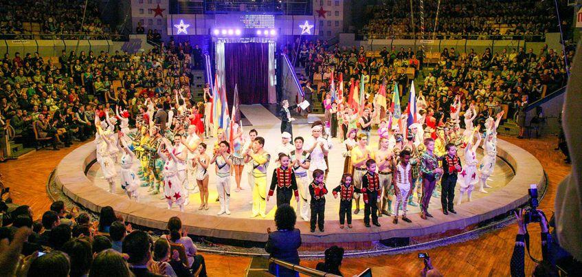 В эфире радио «Комсомольская правда» - Ижевск» расскажут подробности о Цирковом фестивале