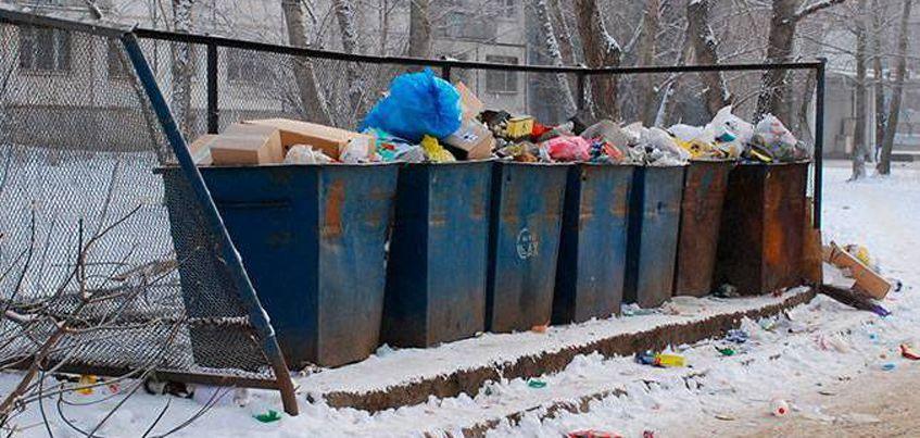 Удмуртия вошла в список самых «мусорных» российских регионов