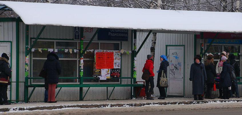 24 остановки с ларьками уберут в Ижевске в этом году