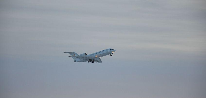 В Ижевске задержали мужчину, который устроил дебош на борту самолета