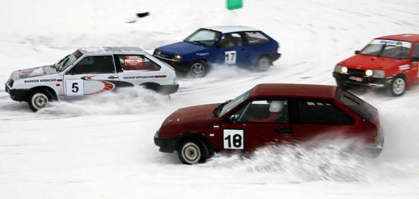 В Ижевске на стадионе «Динамо» пройдут любительские автогонки