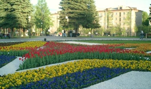 В Удмуртии к 70-летию Победы выделят 200 тысяч на озеленение парков и аллей
