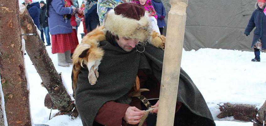 В Удмуртии на 7 чепецких городищах впервые за 1000 лет зажгли сигнальный огонь