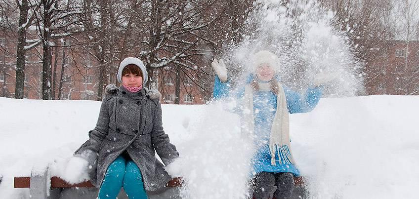 Погода в Ижевске: в будни столбик термометра опустится до -7 градусов