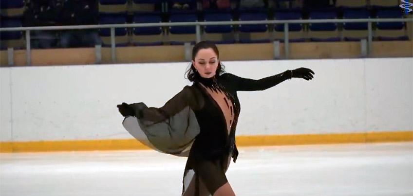 Елизавета Туктамышева стала серебряным призером международного турнира в Исландии